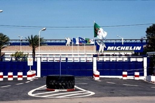 Michelin se retire d'Algérie et restructure sa production en France (photo du groupe)
