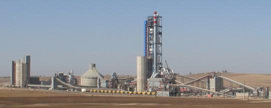 Usine de Settat (photo Holcim)
