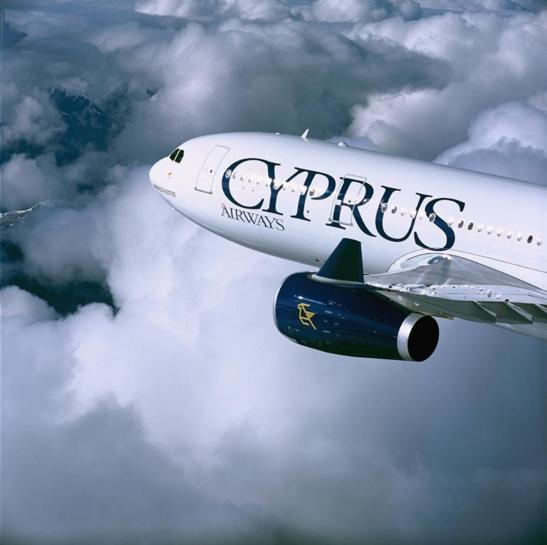 Cyprus Airways met notamment fin à ses liaisons en Grèce (photo Cyprus Airways)