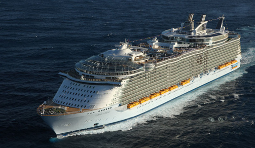 L'Oasis of the Seas (photo Royal Caribbean)