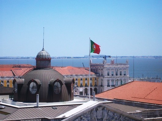 Le Portugal en pleine reprise (photo Marie-Line Darcy)