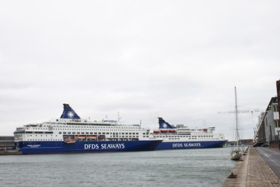 DFDS Logistics acquiert les deux filiales de STEF Transport au Royaume-Uni (photo du groupe)