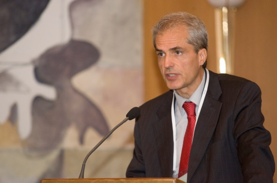 Le président d'Insurance Europe, Sergio Balbinot (photo de la fédération)