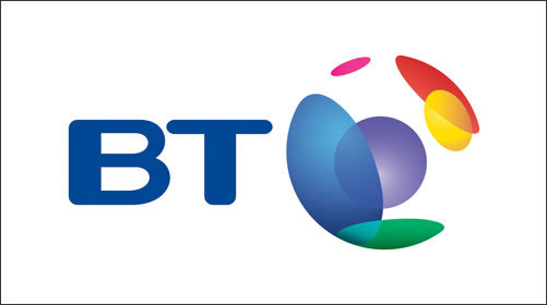 British Telecom part de Sicile (logo BT)