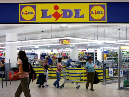 530 points de vente en Espagne (photo Lidl)