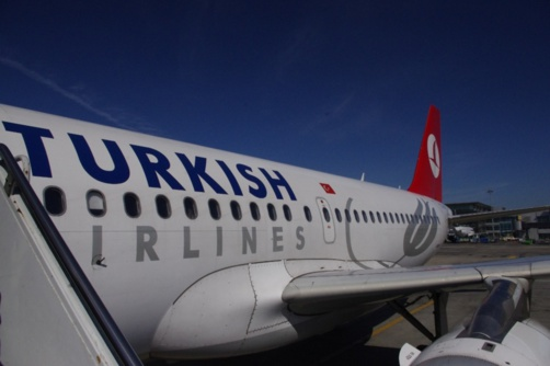 Turkish Airlines (Photo C. Beuselinck-Doussin)