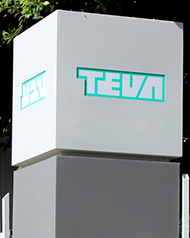 Teva se renforce avec Auspex (photo Teva Pharm.)