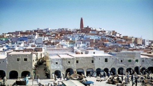 Ghardaia vit au rythme de violences incessantes (photo DR)