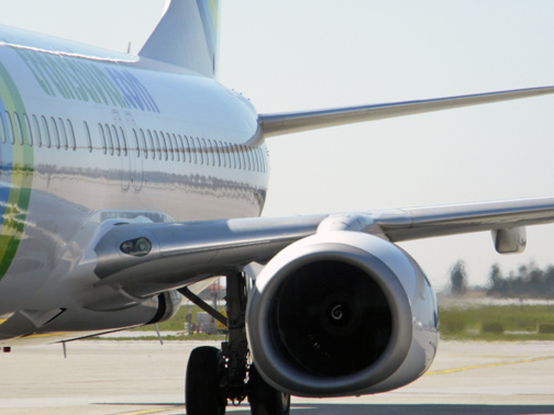 Transavia proposera un Nantes - Faro (photo BL)