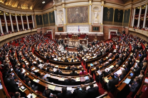 L'assemblée nationale ne participera à aucun vote sur la question (photo Assemblée nationale)