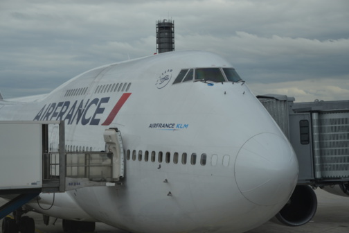 Air France repousse son préavis de grève (photo F.Dubessy)