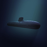 Le shortfin Barracuda de DCNS (photo DCNS)