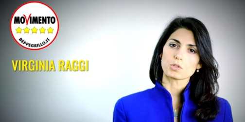 Virgina Raggii va diriger Rome (photo Facebook Virginia Raggi)