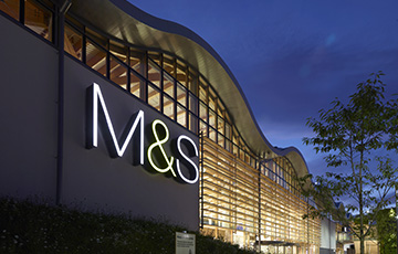 Marks & Spencer poursuit ses allers-et-retours en France (photo M&S)