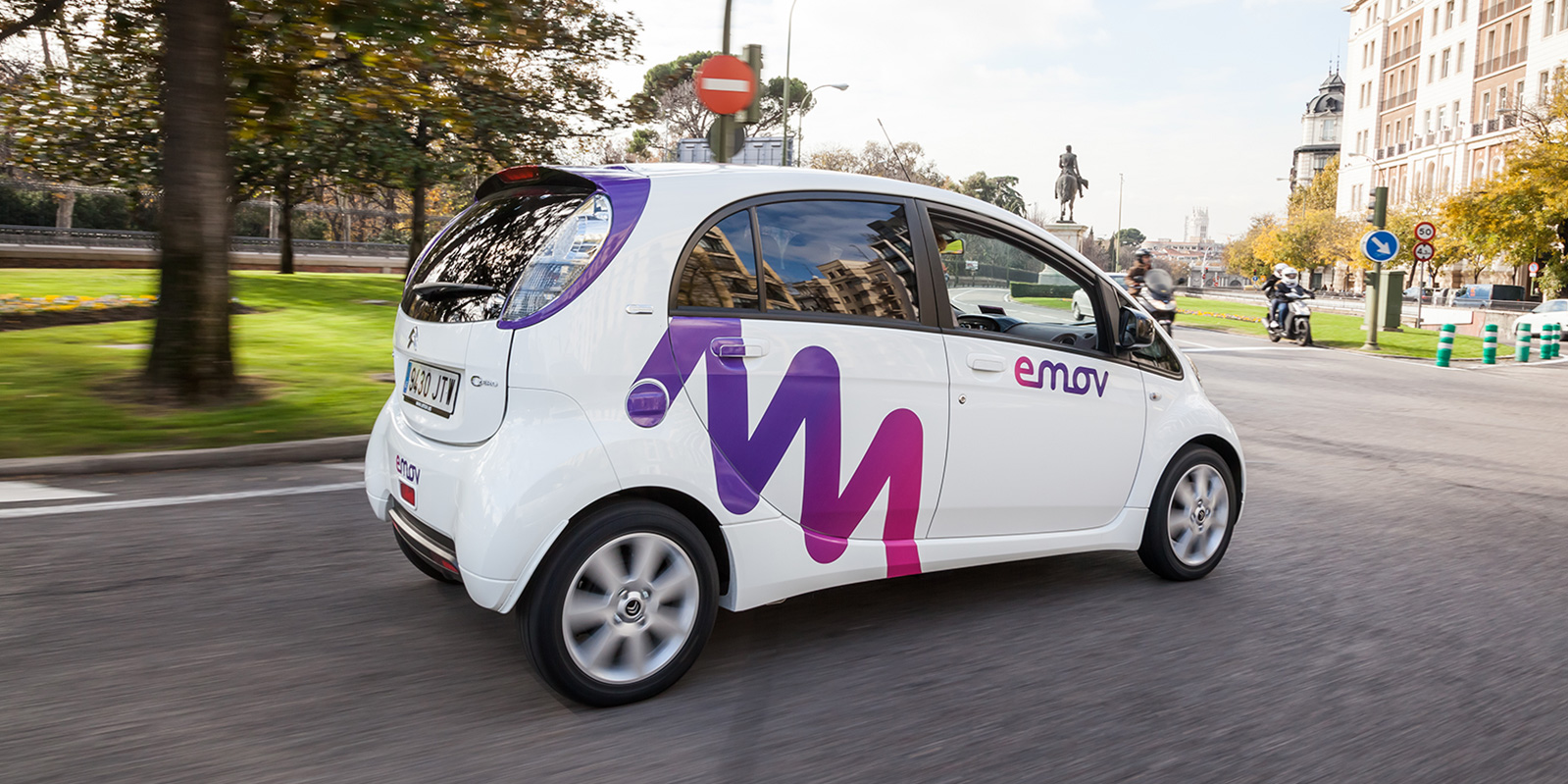 emov propose 500 Citroën C-zero en autopartage (photo : Eysa)
