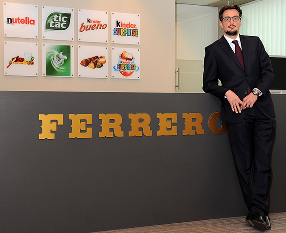 Giovanni Ferrero (photo) cède son poste de CEO à Lapo Civiletti (photo : Ferrero)
