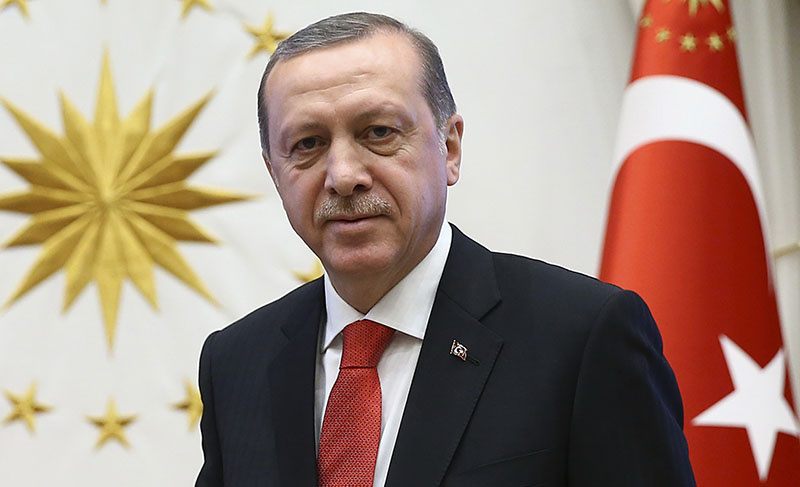 Recep Tayyip Erdogan poursuit sa politique de répression. Photo UE/A.Atlan