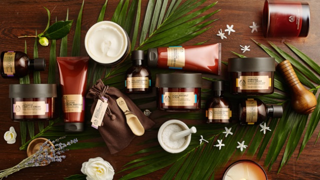The Body Shop est désormais Brésilien (photo : The Body Shop)