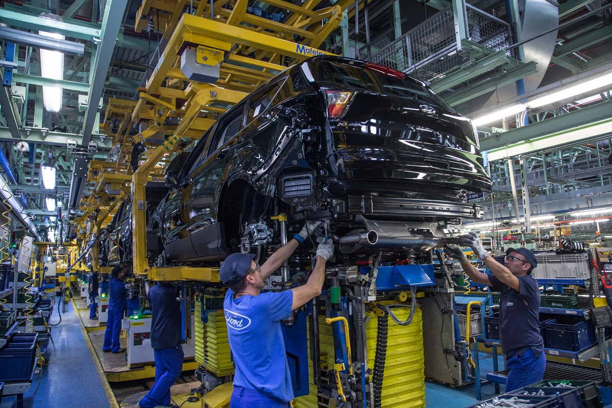 Ford va moderniser ses lignes de production espagnoles. Photo Ford.