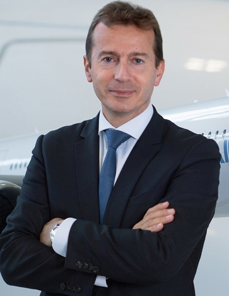 Guillaume Faury prend la tête d'Airbus (photo : G.Guibaud/Airbus)