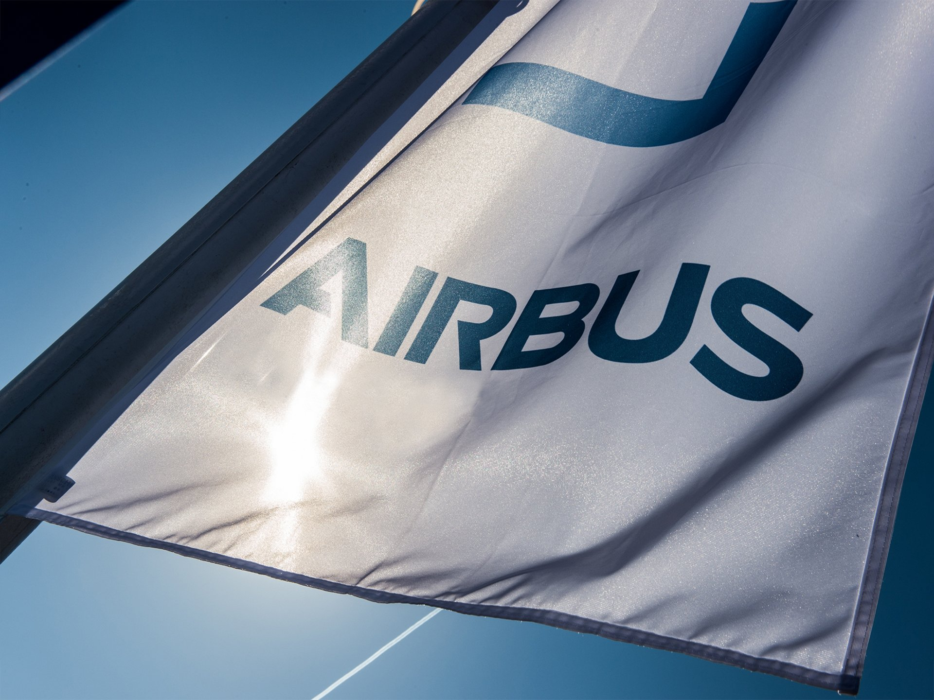 Airbus adapte ses usines au coronavirus (photo : Airbus)