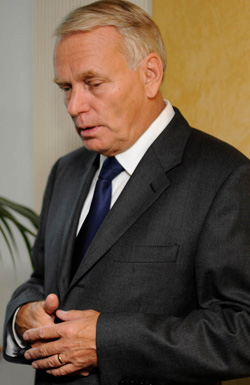 Jean-Marc Ayrault signe 3,5 mrds€ pour Marseille (Photo site JM Ayrault)