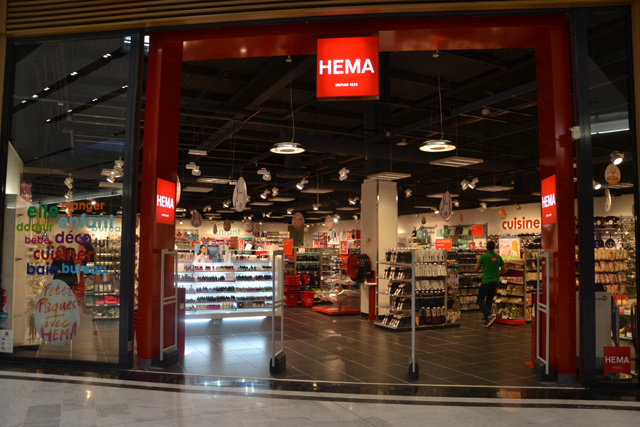 Hema ouvre son premier supermarch madrid for Hema magasin france