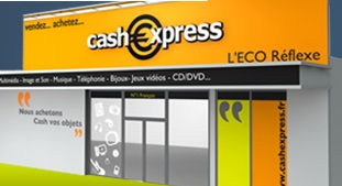 Cash Express enregistre en 2013 un chiffre d'affaires de 78 M€ (photo CE)