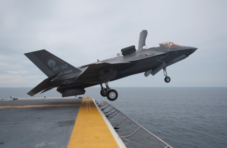 Le F-35, un avion Lockheed Martin (photo Lockheed Martin)