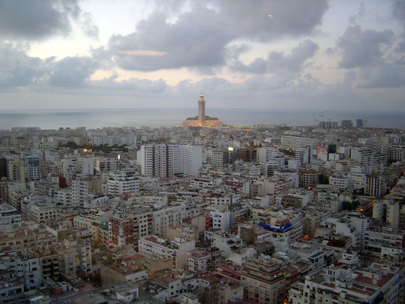 Casablanca va subir un lifting (photo F.Dubessy)