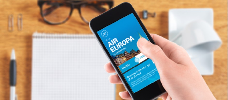 Air Europa déclare transporter plus de 9 millions de passagers par an. (photo: Air Europa)