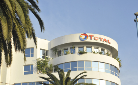 15% du capital de Total Maroc sera proposé à la Bourse de Casablanca (Photo Total)