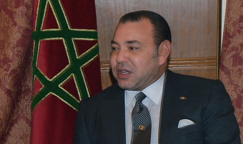 Mohammed VI  (photo  US Department of State)