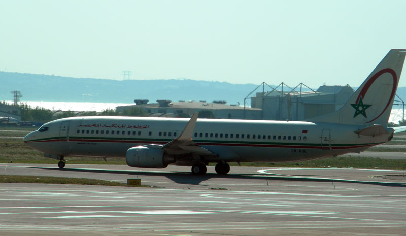 Royal Air Maroc change de PDG. Photo BL