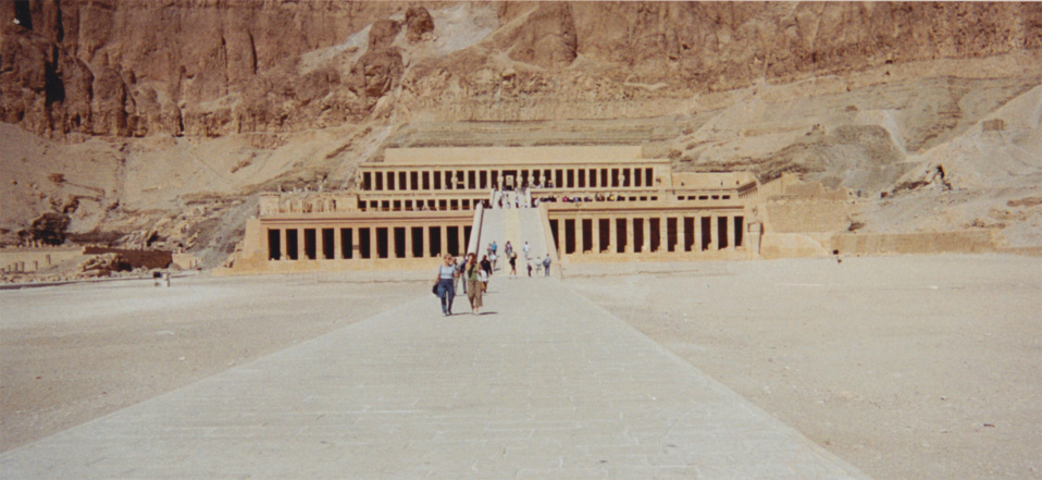 Les touristes se font de plus en plus rares en Egypte. Photo MCA.