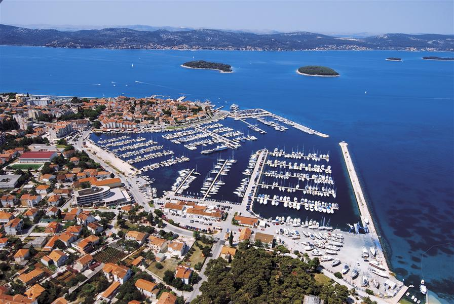Biograd na moru (Photo : croatia.hr)