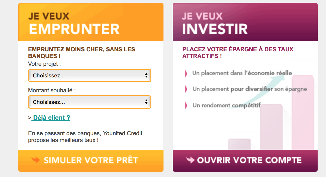 Prêt d'Union devient Younited Credit et s'installe en Italie. (Photo Younited credit).
