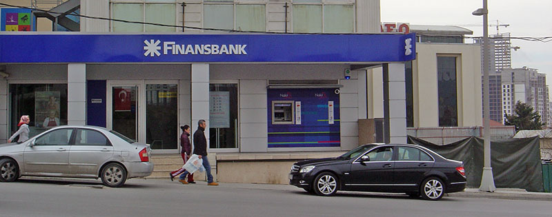 La Finansbank rejoint la Qatar national Bank (photo F.Dubessy)