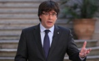 Carles Puigdemont poursuit son combat à Bruxelles (photo : Gouvernement de Catalogne)