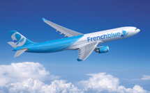 La low cost long courrier French blue débute ses opérations