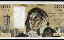 La Banque de France critique l'idée de double circulation de l'euro et du franc
