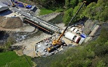 Accord pour le tunnel du Brenner