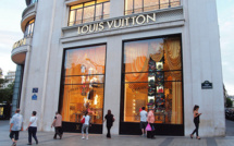 Louis Vuitton projette son expansion au Liban