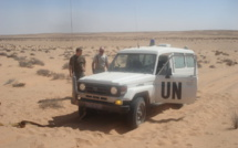 L'Onu veut prolonger d'un an la mission de la Minurso au Sahara occidental