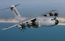 L'A400M passe en phase de production industrielle