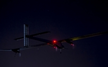Solar Impulse signe son premier vol intercontinental