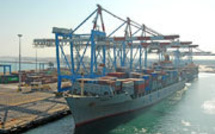 China Harbor construit le nouveau port d'Ashdod