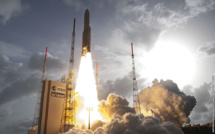 La France va totalement privatiser Arianespace
